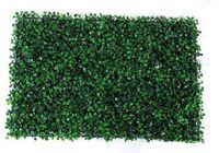 YENİ 40x60cm Green Grass Suni Çim Bitkiler Bahçe Süs Plastik çimenler Halı Duvar İçin Düğün Xmas Parti Süsleri
