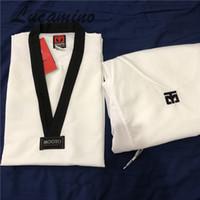 Super leve Taekwondo Dobok Mooto Instrutor de Taekwondo Vestindo Alta Velocidade Seca Ultra Light Uniforme de Treinamento de Uniformes Respirável