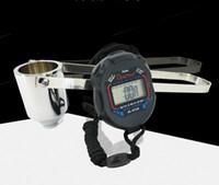 Viscosità della tazza Viscosimetro Flussometro con cronometro Miscelazione assottigliamento Viscosità Test Cup 2 #