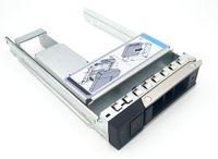 """2,5"""" a 3,5"""" HYBRID adaptador Caddy bandeja de soporte para Dell X7K8W 0X7K8W Poweredge R440 R640 R540 R740 R6415 R7415 R740XD"""