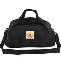 PFC CSKA S spor çantası Bulgar Ordusu Stadyumu kulübü tote Gezisi sırt çantası Futbol Bavul Egzersiz omuz duffle Açık sling paketi