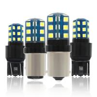 2x п21w светодиодные лампы автомобиля свет py21w Сид 1156 ba15s т20 7440 7443 п21 / 5w авто led 12 в 1157 bay15d w21w и w21/5w и Т25 5W и DRL хвост лампы
