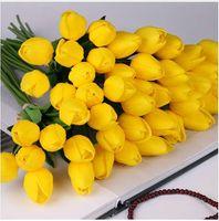 10 قطع الجمال ريال اللمس الزهور اللثي الزنبق زهرة الاصطناعي باقة وهمية زهرة باقة الزفاف تزيين الزهور لحفل الزفاف