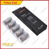 Authenitc Aspire Triton Coil 1.8 / 0.3 / 0.4 / 0.5 / Ni200 0.15ohm para Triton / Atlantis Tank