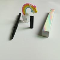 sans logo Crayon à sourcils imperméable 2 en 1 avec pinceau Eyeliner clair MARRON / MARRON FONCE / café brun / noir / café foncé