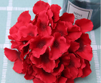 Diameter 18cm27 pieces of hydrangea flower heads, flower hea...