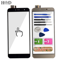 5.7'' Touch Glass TouchScreen For Cubot X18 Touch Screen Front Glass Digitizer Panel Lens Sensor Tools + Adhesive