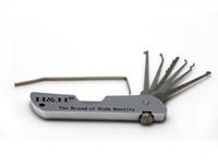 أدوات الأقفال الساخنة HH أضعاف اختيار أداة قفل اللقطات أدوات قفل أداة الأقفال