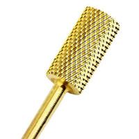 All'ingrosso-New Fashion 3pcs Cilindro durevole elettrico in metallo duro File Punta da trapano per Nail Art Manicure DIY Nuovo arrivo Vendita calda Spedizione gratuita
