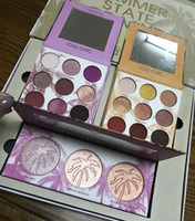 Newest makeup Set Beauty Creations CALI Colletion Eyeshadow ...