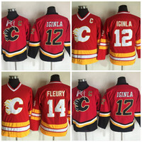 Wholesale jarome iginla hockey jerseys for sale - Youth CCM Calgary Flames  Hockey Jarome Iginla Theoren 8fd0f6762