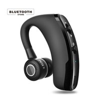 Wireless Outdoor Business Bluetooth Earphone V9 Hanging Ear ...