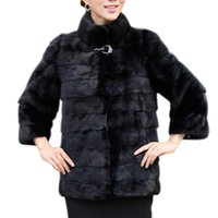 Winter Fashion Women Coat High- grade Elegant Women Solid Coa...