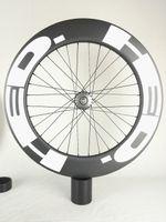 자전거 카본 휠 700C의 25mm를 추적 관 무료 배송! HED 탄소 바퀴 90mm 클린 처는 자전거 고정 기어를 추적 폭