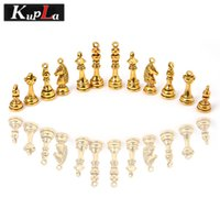 Vintage Metal Chess Charms Diy Jewelry Accessories Internati...
