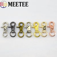 Meetee Metal Bag Buckle Key Ring Lobster Clasps Swivel Trigg...
