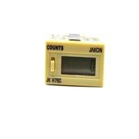 H7EC-BLM 6-bit reset panel LCD counter counter accumulator