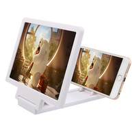 8. 2 inch Universal Folding Enlarged 3D Screen Magnifier Port...