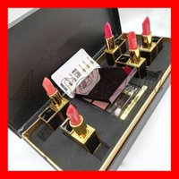 Luxury brand Tom Cosmetics Lipstick And palettes with brush ...