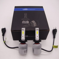 H13 H1 H4 H7 H11 9005 9006 9007 300W 30000LM Kit LED CREE Farol Conversão Lamp Bulb Hi / Lo branco 6000K HID