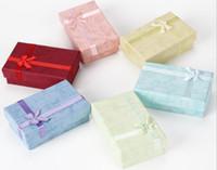5 * 8 * 2,5 cm Moda de alta qualidade para encantos beads caixa de presente embalagem para pingentes colares brincos anéis pulseiras jóias w442