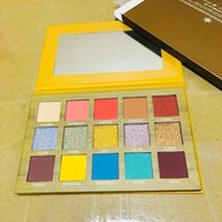 Makeup Thirsty Pressed Pigment Eyeshadow Palette 15 Colors F...