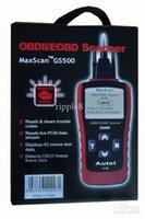 Новый кодовый инструмент CAN II GS500 OBD2 GS 500 диагностический сканер для чтения 5 шт. Автомобильный код OBD JCPFE