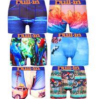 Mode Luxus Paris Marke Männer Baumwolle Boxer Unterwäsche Männer Kein Färben Natürliche Baumwolle Plus Größe Shorts Unterhosen Verkauf