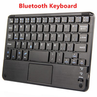 Teclado Bluetooth para Huawei MediaPad T3 7 8 Tablet PC T1 7.0 T2 7.0 Pro T27.0 Funda Teclado inalámbrico Android Windows Touch Pad