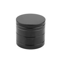 DHL métal meuleuses 4 couches mini portable 40mm tabacco meuleuse 5 couleurs ménage fumeurs Accessoires