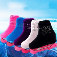 Multicolor Skates Color Overshoes Keep Warm Flannelette Prot...