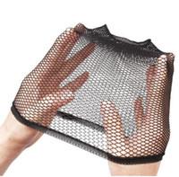 Saç Stili Elastik Unisex Çorap Peruk Astar Kap Snood Naylon Streç Dokuma Örgü Net Fishnet Bayanlar Elastik Peruk Kapaklar