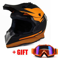 UPBIKE Motorcycle helmet ATV Dirt bike Downhill Cross Capace...
