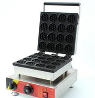 Новые продукты электрический вафельный пекарь вафельный стик чайник хлебопекарные машины Stroopwafel для продажи LLFA