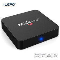 MXQ PRO PLUS Android TV S905X Quad Core 2GB 16GB Quad Core A...