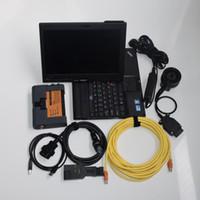 pour bmw diagnosti outil de programmation pour bmw icom a2 b c avec ordinateur portable x200t mode expert 2018.03v prêt à travailler