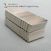 1 упаковка класс N38H неодимовый дуги сегмента OR14.8xIR12xW9.2xL20xT2.8 мотор магнит для генераторов ветровой турбины неодимовый постоянный магнит мотор
