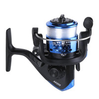 Spinning Fishing Reel 3 Ball Bearing Fishing Line with 100m ...