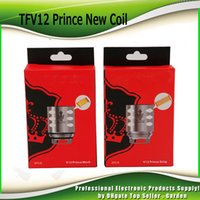 Authentic TFV12 Prince New Coils Head Strip Mesh Dual Triple...
