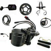 Livraison gratuite EBBS02 DIY Conversion ebike Kit MidMotor, Capteur de Couple 48V / 52V 750W Haute Vitesse Électrique Moteur De Vélo