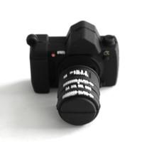 참신 카메라 모양 기가 바이트 USB 2.0 플래시 드라이브 메모리 스틱 엄지 저장 U 디스크 4G 16G 도매 PENDRIVE