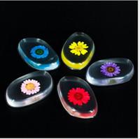 In stock Foundation Sponge Blender Miscelazione Mini Silicone Spugna Foundation Sponge con Flower Makeup Kit Spugne Foundation