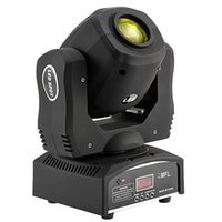 60W Led Spot Moving Head Light 8 Gobo Rainbow Disco light fo...
