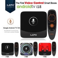 Google Voice Control TV Box 2GB 16GB KD Loaded Androidtv Sys...