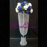Acrylic bead iron centerpieces for table top wedding favors ...