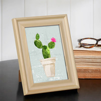 Simple Wooden Photo Frame ForLovely Baby 1PC European Style ...