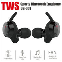 New TWS bluetooth headphones US001mini binaural stereo tws 4...