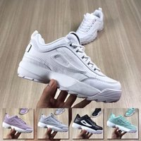 2018 New Filas II Mens Casual Shoes For Sneakers Women Fashi...