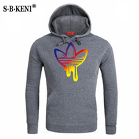 The New Fashion Funny ADI Mens Hoodies Long sleeves Hoody Hi...