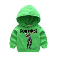 Children Autumn Hooded Clothes For Boys Unisex Hoodies Cloth...